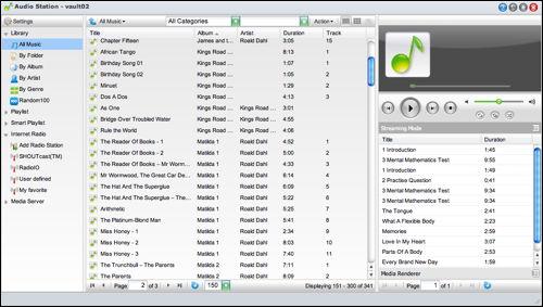 Synology DiskStation Audio Station | Jonathan's Blog